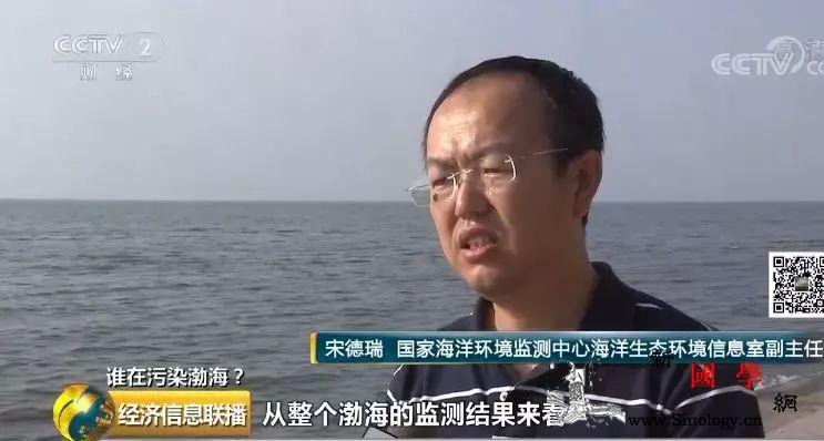 入渤海河流黑臭变红水质严重超标究竟是_渤海-排查-海带-