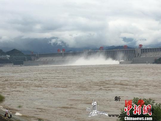 三峡大坝变形溃堤在即?回应:工程运行_位移-枢纽-监测-
