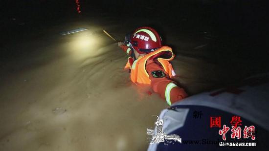 广西强降雨致逾10万人受灾直接经济损_日中-广西-南宁市-