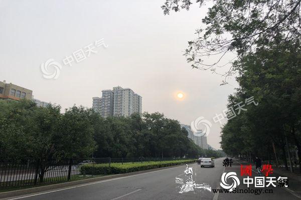 今明天北京将遇全市性雷雨天局地或有强_雷阵雨-雷雨-闷热-