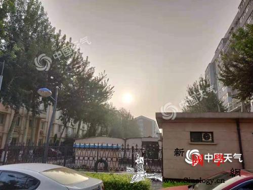 """北京今日高温高湿体感""""闷蒸""""未来一周_相对湿度-降雨-闷热-"""