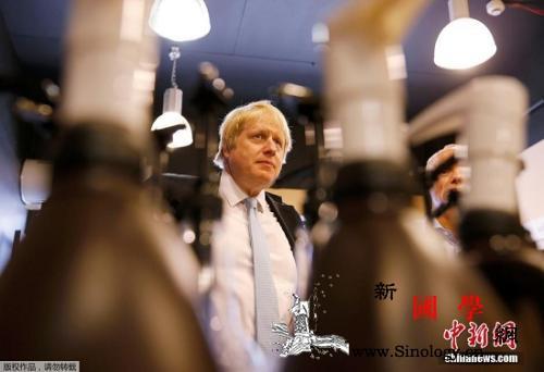 """下一站首相!英国政坛""""另类""""约翰逊_约翰逊-伦敦-英国-"""