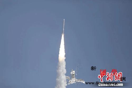 中国民营运载火箭首次成功入轨双曲线一_荣耀-双曲线-运载火箭-