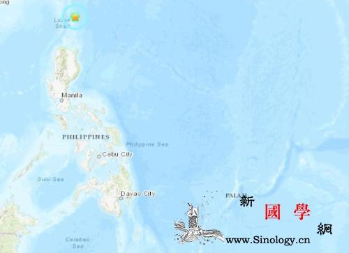 菲律宾北部海域发生3次5级以上地震至_菲律宾-美国-震级-