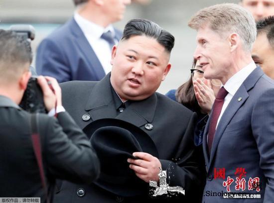 朝中社:金正恩指导新研制的大口径控制_朝鲜-试射-靶标-