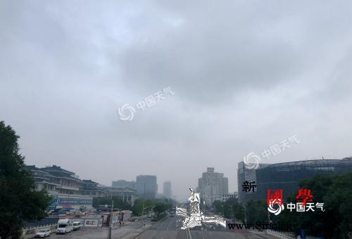 今日北京午后将迎雷阵雨地质灾害风险仍_南风-雷阵雨-今晨-