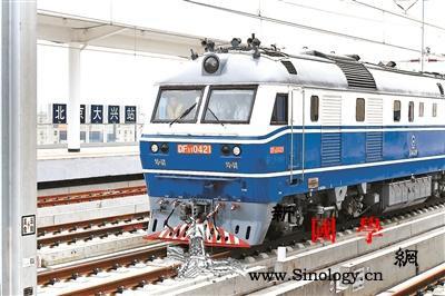 京雄城际铁路开始联调联试9月底具备开_北京西站-北京-城际-