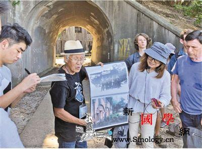 以史为鉴日本退休教师讲解侵华日军制_dupoison气弹-dupoison气-日本-