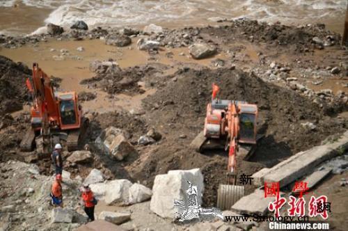 四川甘洛段垮塌:累计已找到12具疑似_西昌-攀枝花-疑似-
