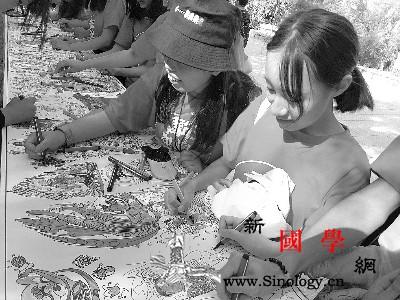文化遗产保护青年志愿者在行动_莫高窟-敦煌-澳门-文化遗产-