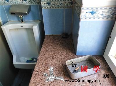 北京两家三甲医院:厕所现烟头清洁疑作_积水潭-隔间-北京中医药大学-