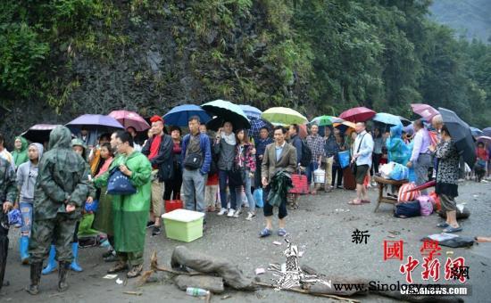 四川汶川强降雨已致8人遇难26人失联_汶川县-汶川-泥石流-
