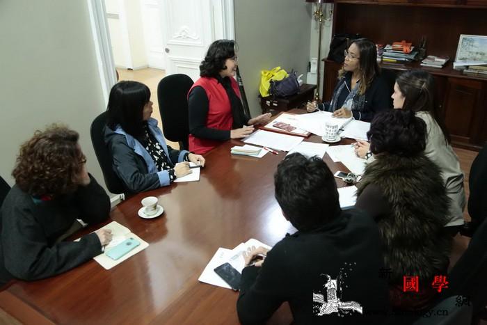 哥伦比亚文化部长:期盼两国文化交流更_卡门-哥伦比亚-司长-文化部-
