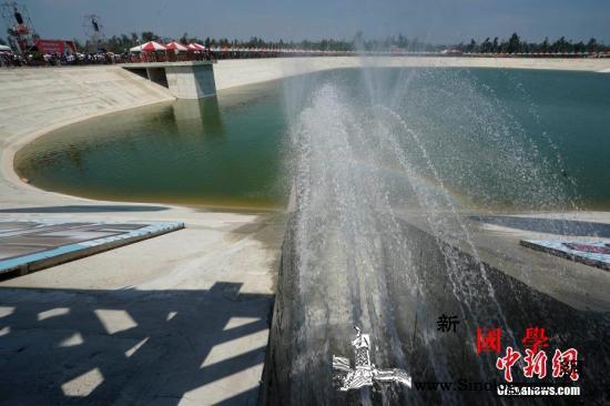 国台办:已向金门供水近390万吨解决_金门-台湾-供水-