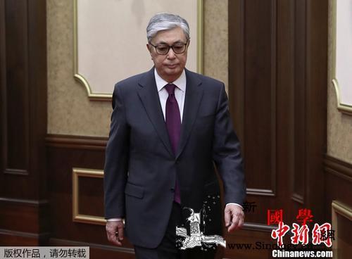 哈萨克斯坦总统托卡耶夫首次发表国情咨_哈萨克斯坦-咨文-耶夫-