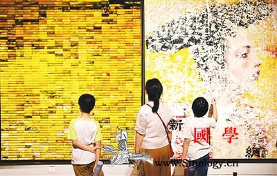 北京国际美术双年展开幕_责任编辑-北京-展览-美术馆-