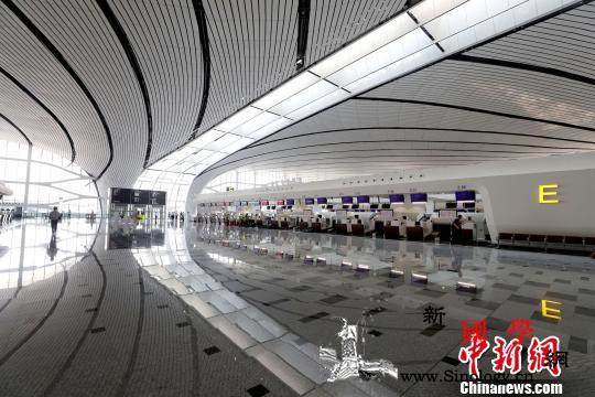 """探访北京大兴国际机场之""""便利""""与""""智_国际机场-北京-旅客-"""