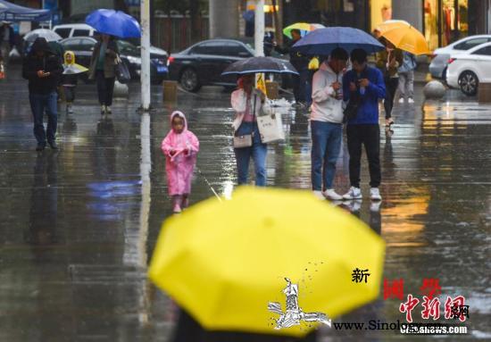 四川盆地有较强降雨西北地区东部有大风_西北地区-等地-盆地-