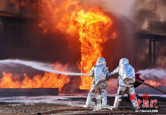 应急管理部:8月份全国火灾四项指数均_亿元-火灾-消防员-