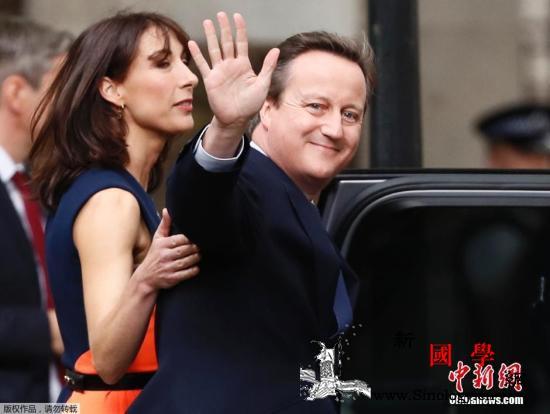 """英前首相卡梅伦批约翰逊""""恶劣""""反对无_约翰逊-英国-首相-"""