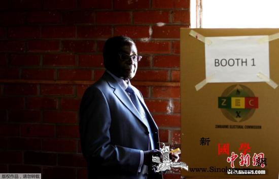 陵墓尚在修葺津巴布韦前总统穆加贝下葬_津巴布韦-哈拉雷-陵墓-