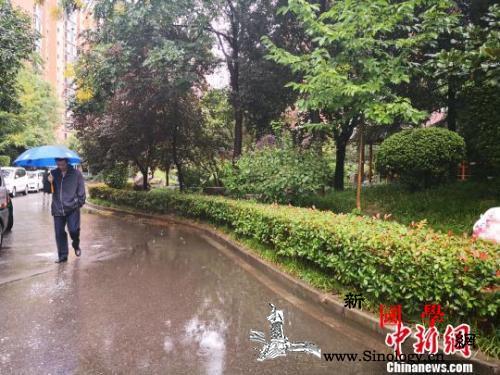 """连阴雨""""侵扰""""中秋假期陕西部分景区关_渭河-西安-景区-"""