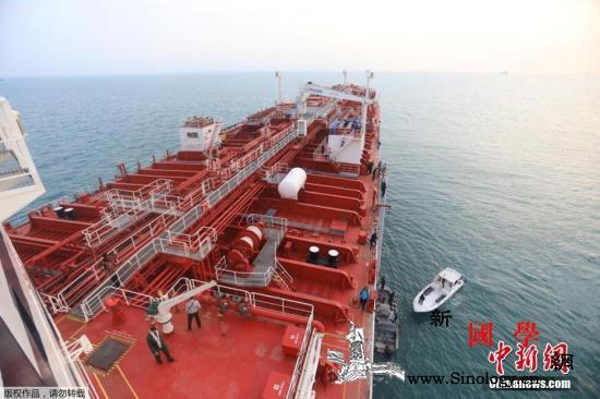 释放被扣英油轮的司法程序完成伊朗:它_伊斯兰-伊朗-油轮-