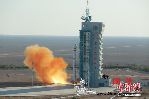 中国成功发射云海一号02星_酒泉-长征-运载火箭-