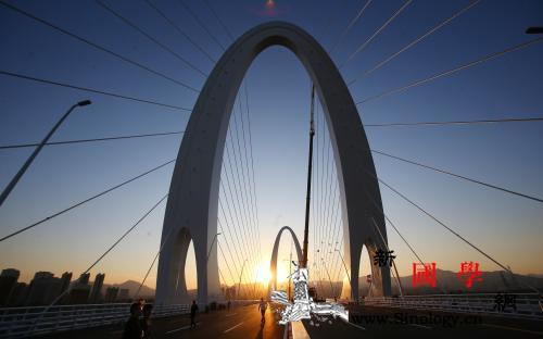 新首钢大桥通车北京西部新增进出中心城_永定河-首钢-门头沟-