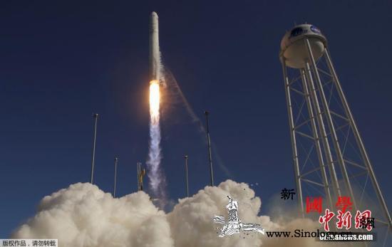 """NASA:""""天鹅座""""前往国际空间站日_天鹅座-运载火箭-空间站-"""