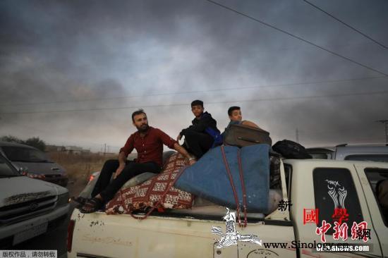 土耳其对叙北部发起攻势引发关注国际社_库尔德-叙利亚-土耳其-