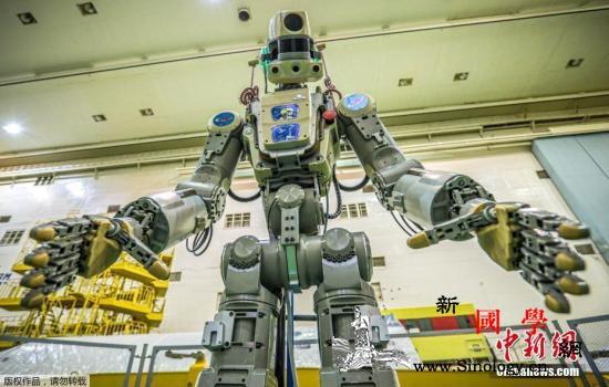 宇航员对机器人同事啥印象?有过分歧_哈萨克斯坦-宇航员-俄罗斯-