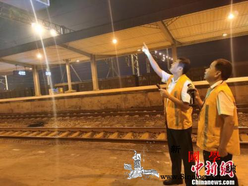 受广西玉林5.2级地震影响铁路线恢复_排查-工人-铁路-