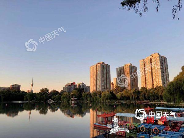 添衣保暖!今日北京最低温仅4℃户外冷_嗖嗖-北风-北京-