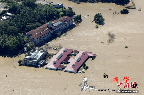 """水电中断、食品短缺、学校被毁……""""海_海贝-日本-台风-"""
