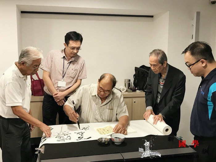 """吉隆坡中国文化中心首期""""墨韵书法班""""_吉隆坡-马来西亚-首期-文化中心-"""