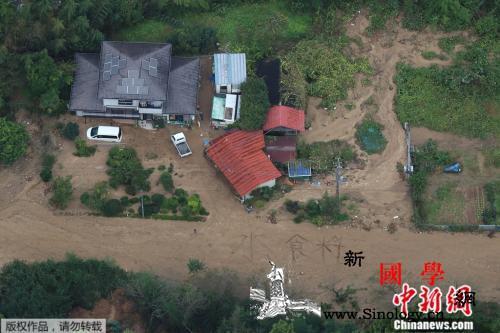 断电断水断粮!台风致日本74人死民众_断粮-断水-日本-