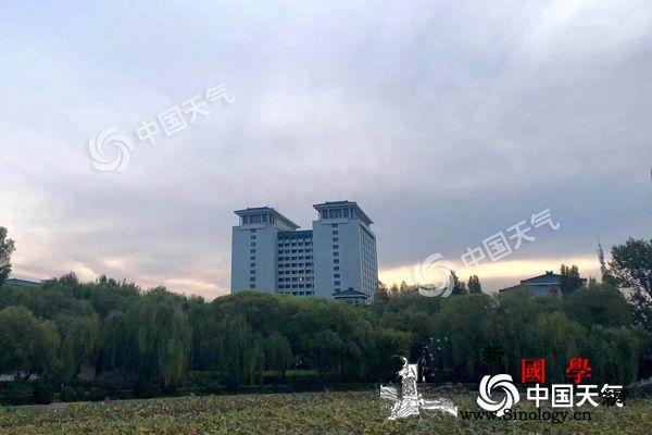 北京雨水将持续至明天气温低迷注意保暖_云量-北京-南风-