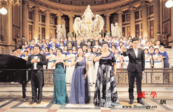中法友谊之夜音乐会巴黎举行_侨联-巴黎-责任编辑-演奏家-