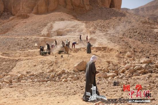 埃及出土20具千年木棺碑文色彩清晰令_埃及-王国-年历-