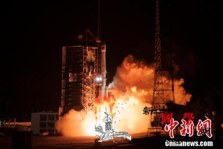 中国成功发射通信技术试验卫星四号_长征-运载火箭-西昌-