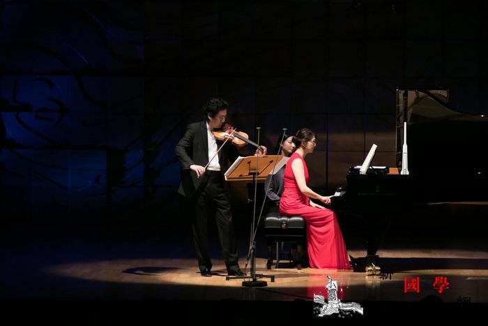 """吕思清奏响墨尔本春之声并获""""艺术大使_墨尔本-交响乐团-贝多芬-澳大利亚-"""