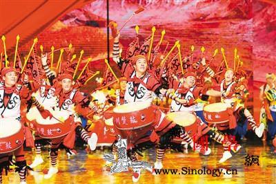 《我要上春晚》创新呈现传统文化_秦俑-飞天-陕西-
