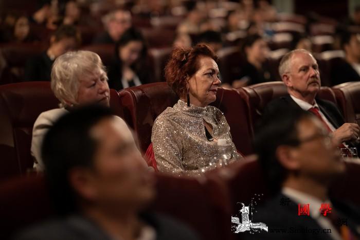 """第11届新西兰中国电影节开幕""""新人_惠灵顿-电影节-美术片-导演-"""
