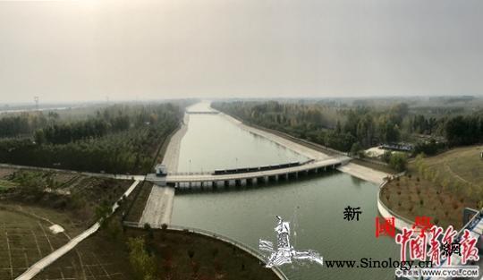 南水北调东线通水6年一项工程多种效益_洪泽湖-调水-泵站- ()
