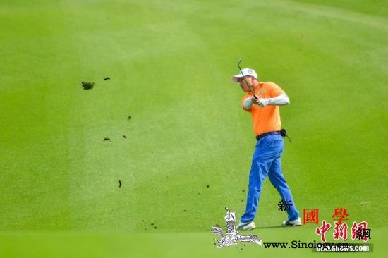 推动中澳高尔夫运动澳大利亚国际高尔夫_悉尼-澳大利亚-里斯-