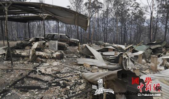 澳大利亚昆州一架灭火飞机坠毁造成一飞_澳大利亚-飞行员-行员-