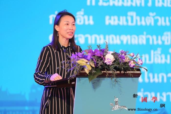 """""""文化陕西""""旅游推介会在曼谷举行_曼谷-陕西省-泰国-陕西-"""
