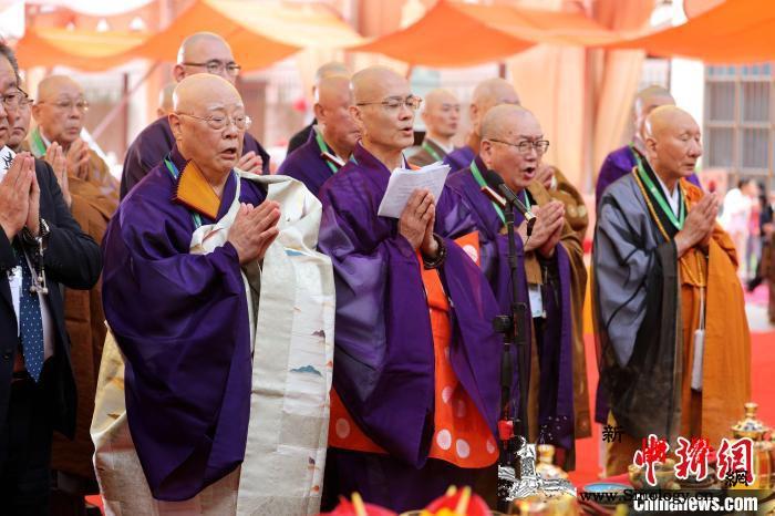 第22次中韩日佛教友好交流会:织宽编_佛教界-佛教-珠海-