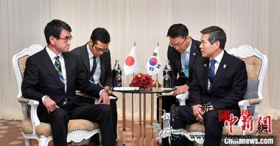 美国就军情协定不断向韩日施压韩方:暂_国防部-施压-韩国-